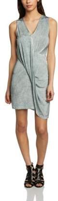 Religion Women's Pale A-Line Sleeveless Dress
