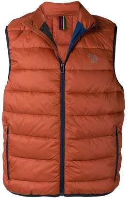 Paul Smith sleeveless padded vest