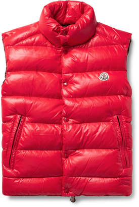 ... Moncler Tib Quilted Shell Down Gilet