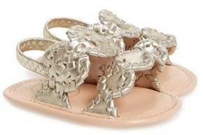 Infant Girl's Jack Rogers 'Lauren' Sandal $49.95 thestylecure.com