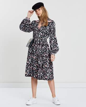 Aztec Print Skirt Shopstyle Australia