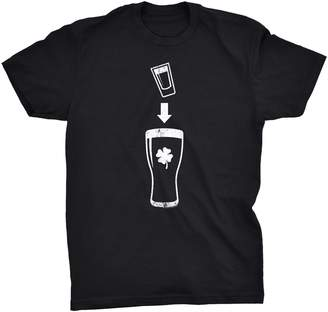 Guinness Shirt Invaders Irish Car Bomb -002 Pint ST. Patricks Day Drinking T-Shirt