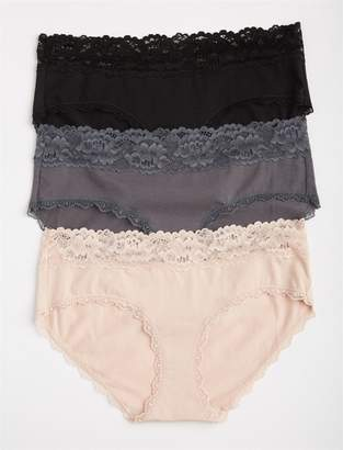 Jessica Simpson Motherhood Maternity Maternity Hipster Panties (3 Pack)
