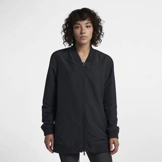 Hurley Reversible Bomber Tunic Women's Jacket