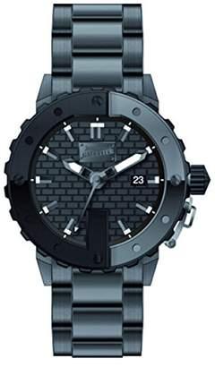 Jean Paul Gaultier – 8500107 – Man – Black dial – Steel Bracelet Watch – Black