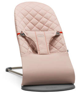 BabyBjérn Bliss Quilted Cotton Baby Bouncer
