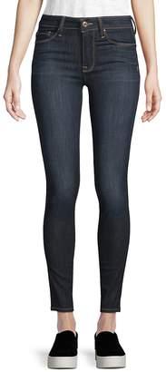 Genetic Los Angeles Women's Naomi High Waist Ankle Jeans - Dark Vintage, Size 30 (8-10)