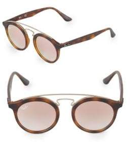 Ray-Ban 20MM Gatsby Round Sunglasses