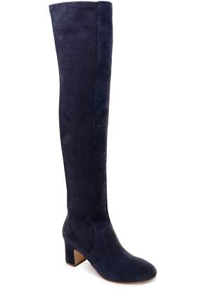 Splendid Over the Knee Stretch Back Boot