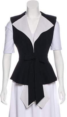 Givenchy Structured Colorblock Vest