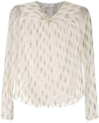 Nk Navajo Debbie silk blouse