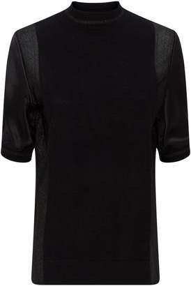 Amanda Wakeley Metallic Cashmere Top