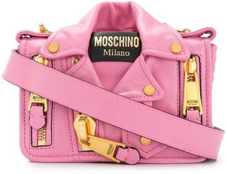 Moschino biker mini bag