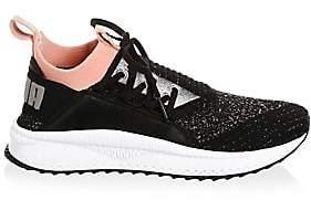 Puma Women's Tsugi Shinsei Knit Fabric Running Sneakers