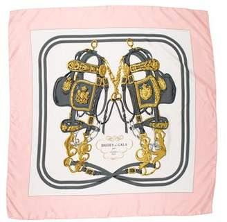 Hermes Brides de Gala Silk Scarf