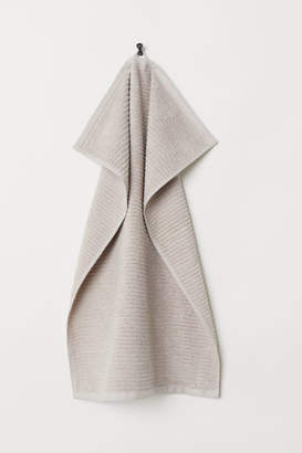 H&M Hand Towel - Brown
