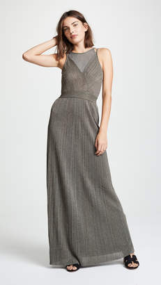 M Missoni Cutout Collar Dress