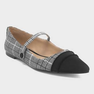 Who What Wear Women's Nellie Mary Jane Ballet Flats