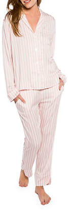 PJ Salvage Walk the Line Pajama Pants