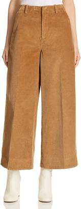 Elizabeth and James Oakley Corduroy Culottes