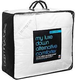 My Luxe Down Alternative Asthma & Allergy Friendly Medium Comforter, King - 100% Exclusive