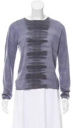 Prada Wool Dip-Dye Sweater