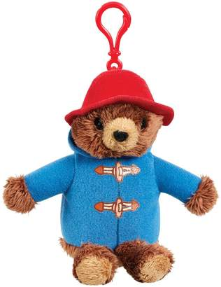 Official Licensed Paddington Bear Movie Character Plush Lobster Clasp Keyring