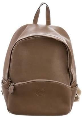 Ghurka Westfield Leather Backpack