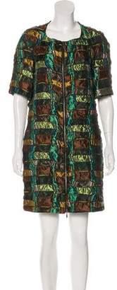 Marni Textured Mini Dress