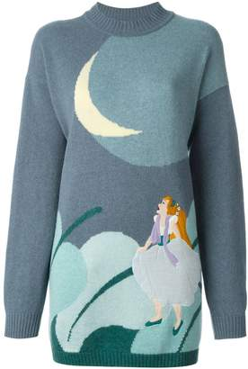 JC de CASTELBAJAC Pre-Owned Thumbelina jumper