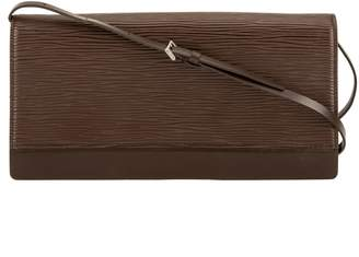 Louis Vuitton Mocha Epi Honfleur (3982013)