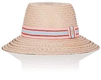 Yosuzi Women's Iris Straw Hat - Pink