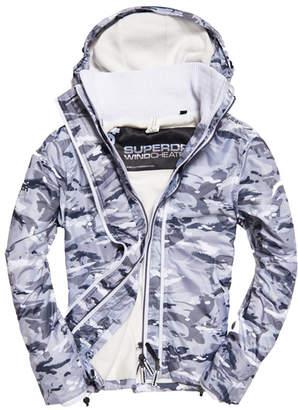 51c10b5fbb54d Superdry Windcheater Hooded Shopstyle Mens Uk Jacket rwrRBaq