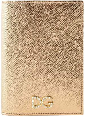 Dolce & Gabbana Daiphine Laminated Passport Case