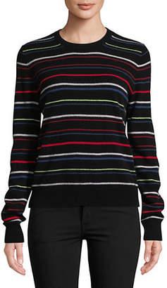 Equipment Shirley Stripe Cashmere Sweater