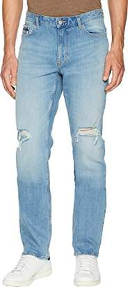 Calvin Klein Jeans Men's Slim Straight Pant