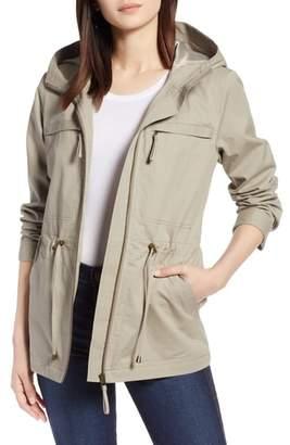Halogen Zip Front Field Jacket