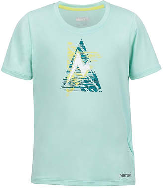 Marmot Girl's Post Time Tee SS