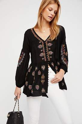 The Arianna Embroidered Tunic