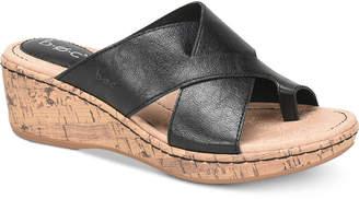 b.ø.c. Summer Wedge Sandals Women Shoes