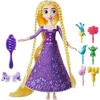 N. Disney Tangled The Series Spin 'N Style Rapunzel