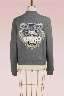 Kenzo Cotton Tiger Bomber Jacket