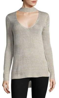 Tart Flynn Choker Sweater