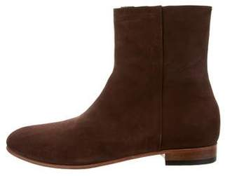 Dieppa Restrepo Suede Ankle Boots w/ Tags