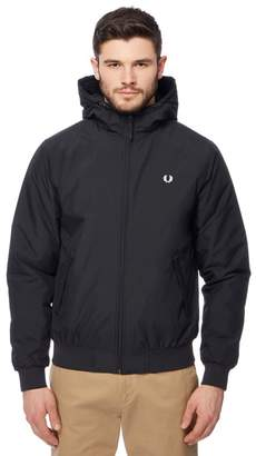 Fred Perry Navy Hooded 'Brentha' Jacket