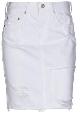AG Jeans (エー ジー) - AG JEANS デニムスカート
