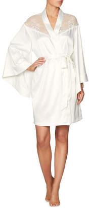 Pleasure State Satensi Robe P75-2424W