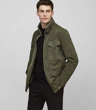 Reiss Kamakura Military Jacket