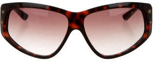 Jimmy ChooJimmy Choo Tortoiseshell Star Sunglasses