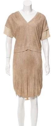 Jo No Fui Gradient Knee-Length Dress w/ Tags